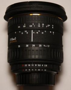 Sigma Weitwinkel-Zoom für Nikon